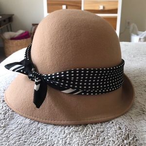Anthropologie 100% Wool Hat